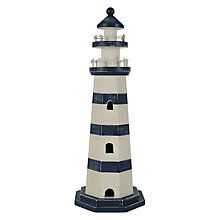 Buy John Lewis Lighthouse, Blue, Small Online at johnlewis.com
