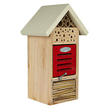 Buy Fallen Fruits Insect Hotel, Cream Online at johnlewis.com