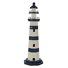 Buy John Lewis Lighthouse, Blue, Large Online at johnlewis.com