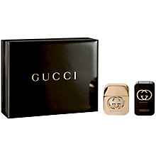Buy Gucci Guilty Eau de Toilette Fragrance Set, 50ml Online at johnlewis.com