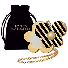 Buy Marc Jacobs Honey Solid Perfume Limited Edition Necklace Online at johnlewis.com