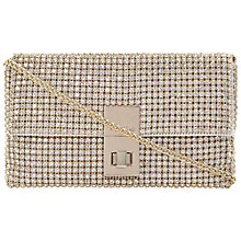 Buy Dune Eliza Diamanté Clutch Bag Online at johnlewis.com