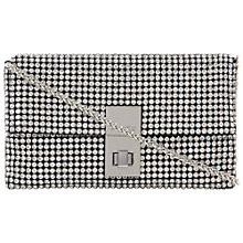Buy Dune Eliza Diamanté Clutch Handbag Online at johnlewis.com