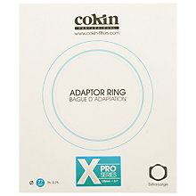 Buy Cokin X477 X-Series 77mm TH0.75 Adapter Ring Online at johnlewis.com