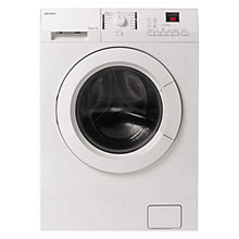 Buy John Lewis JLWM1205 Slim Depth Freestanding Washing Machine, 7kg Load, A+++ Energy Rating, 1200rpm Spin, White Online at johnlewis.com