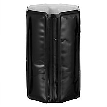 Buy Vacu Vin Rapid Ice Active Wine Cooler, Black Online at johnlewis.com