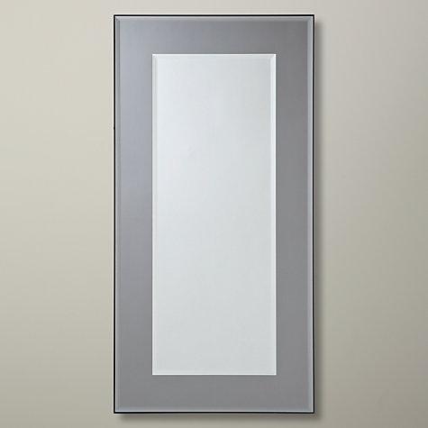 Buy john lewis marietta mirror smoked 80 x 40cm john lewis for Miroir 40 x 80