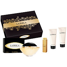Buy La Perla Classic Eau de Parfum Gift Set, 80ml Online at johnlewis.com