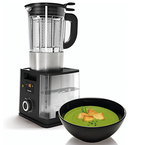 Buy Hotpoint TB 060C AX0 UK Steam Blender, Stainless Steel Online at johnlewis.com