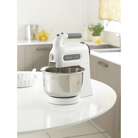 Buy Kenwood HM680 Chefette Metal Bowl Hand Mixer Online at johnlewis.com