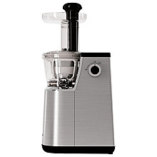 Buy Hotpoint SJ4010AX0UK Slow Masticating Juicer Online at johnlewis.com