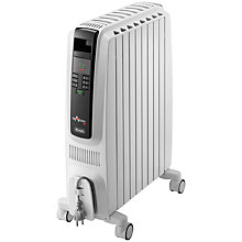 Buy De'Longhi Dragon 4 TRD4 0820E 2kW Oil-Filled Radiator Online at johnlewis.com
