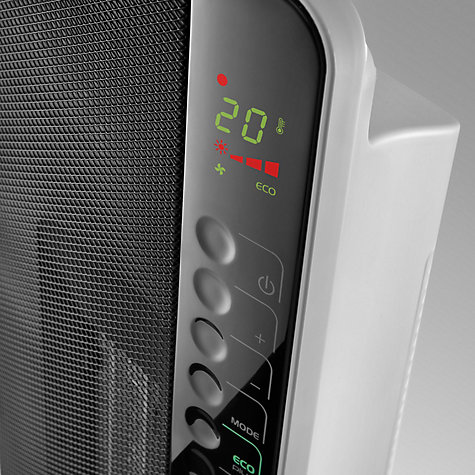 Buy De'Longhi TCH8093ER Ceramic Tower Heater Online at johnlewis.com