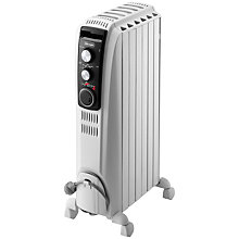 Buy De'Longhi Dragon 4 TRD4 0615T 1.5kW Oil-Filled Radiator Online at johnlewis.com