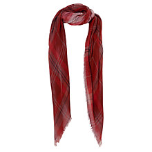 Buy Jigsaw Highland Scarf Online at johnlewis.com