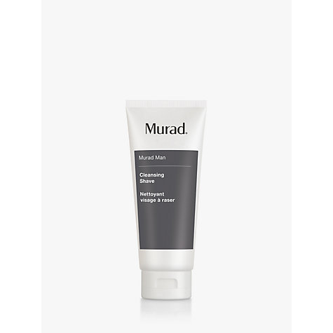 Buy Murad Cleansing Shave, 200ml Online at johnlewis.com