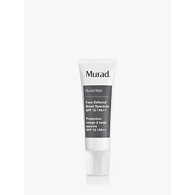 shop for Murad Face Defense® Broad Spectrum SPF 15 PA++, 50ml at Shopo