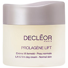 Buy Decléor Prolagene Lift - Lift Day Cream, Normal Skin Online at johnlewis.com