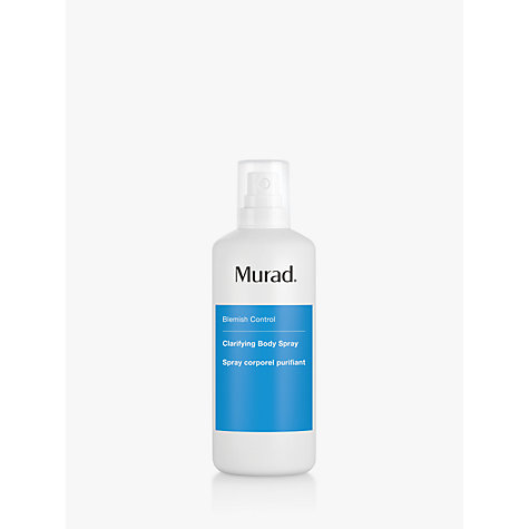 Buy Murad Clarifying Body Spray, 125ml Online at johnlewis.com