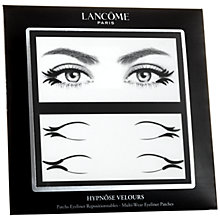 Buy Lancôme Hypnôse Velours Multi-Wear Eyeliner Patches, Black Online at johnlewis.com