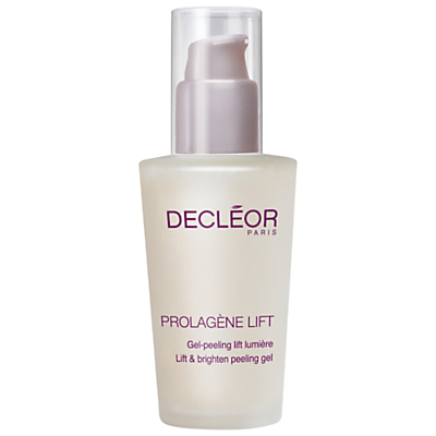 shop for Decléor Prolagene Lift - Lift & Brighten Peeling Gel at Shopo
