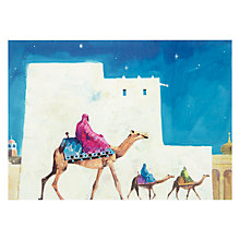 Buy Paperhouse The Three Kings Christmas Card Online at johnlewis.com