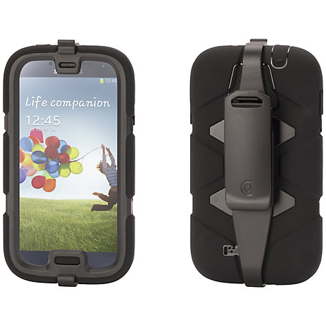 Buy Griffin Survivor Case for Samsung Galaxy S4 Online at johnlewis.com
