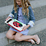 "Buy Beatrix New York Juju Ladybird Case for Tablets up to 10.1"" Online at johnlewis.com"