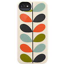 Buy Orla Kiely Multi Stem Case for iPhone 5 & 5s Online at johnlewis.com