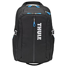 "Buy Thule Crossover 25L Backpack for 17"" Laptops Online at johnlewis.com"