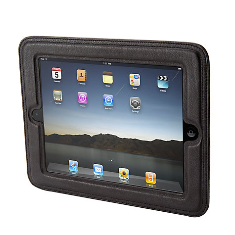 Buy Griffin CinemaSeat for iPad Air, Black Online at johnlewis.com