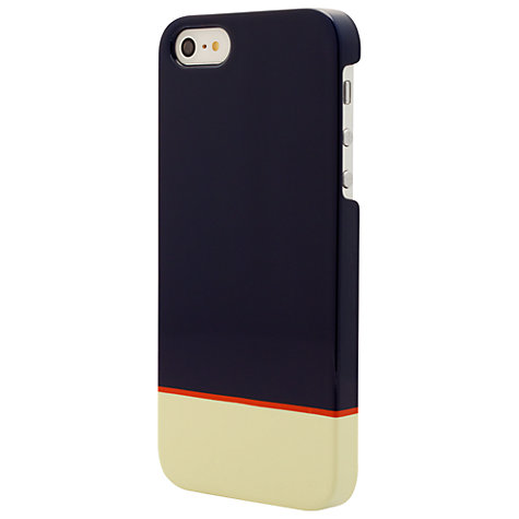 Buy Venom Navy Block Case for iPhone 5 & 5s Online at johnlewis.com