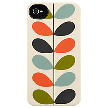Buy Orla Kiely Multi Stem Case for iPhone 4 & 4S Online at johnlewis.com
