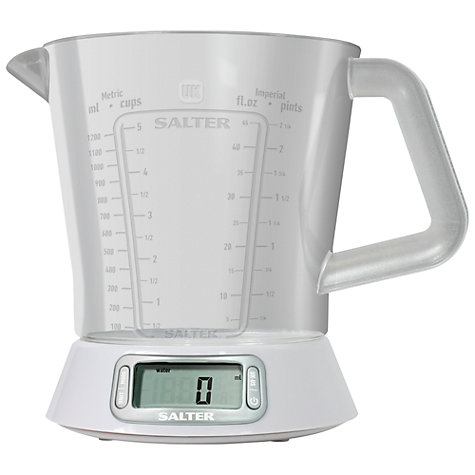 Buy Salter Smart Jug Kitchen Scale Online at johnlewis.com