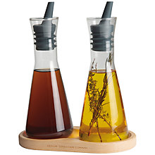 Buy Universal Expert by Sebastian Conran Oil and Vinegar Set Online at johnlewis.com