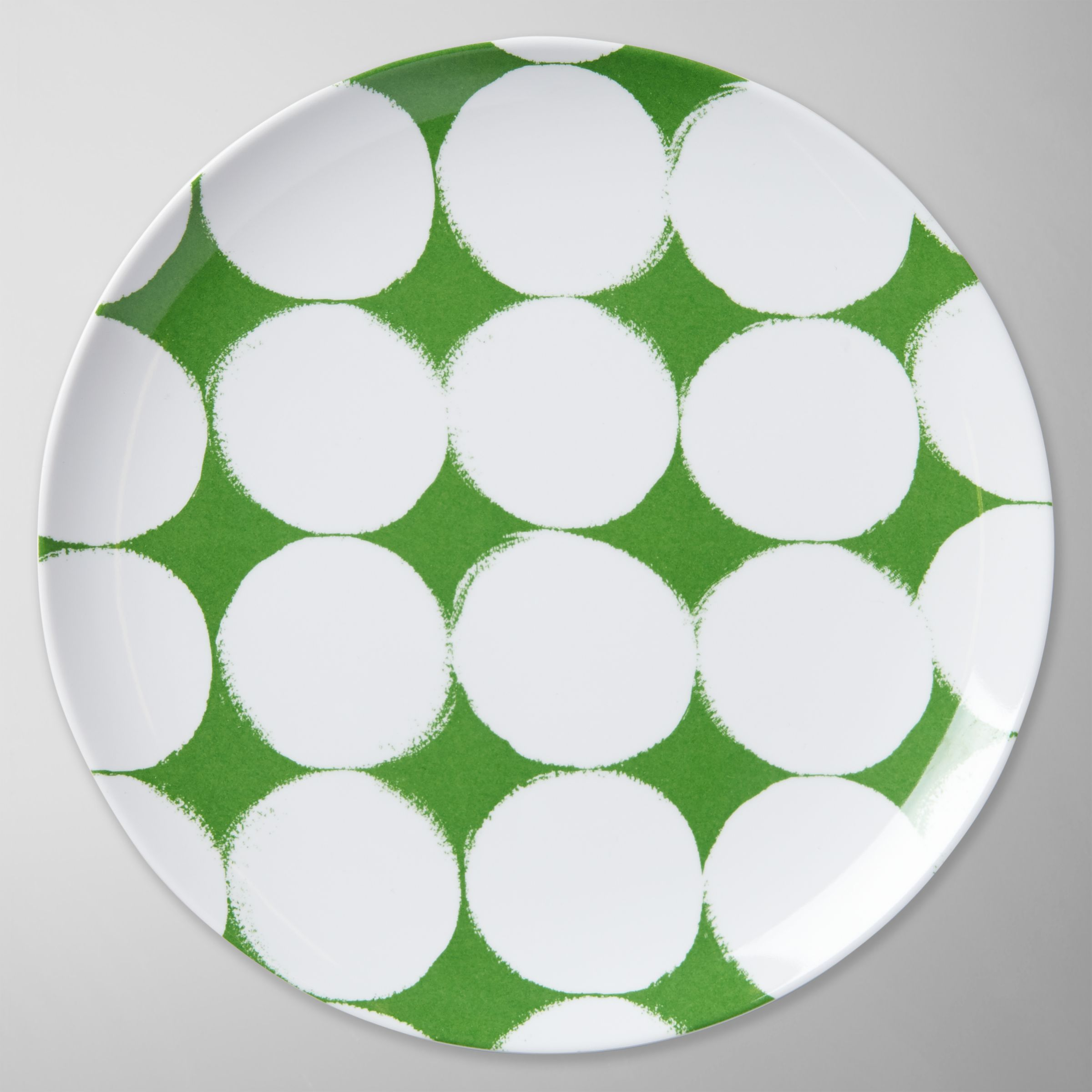 House by John Lewis Dots Side Plate