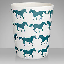 Buy Anorak Kissing Horses Beaker Online at johnlewis.com
