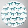Buy Anorak Kissing Horses Dinner Plate Online at johnlewis.com