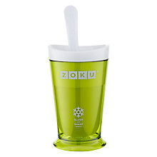 Buy Zoku Slush & Shake Maker Online at johnlewis.com