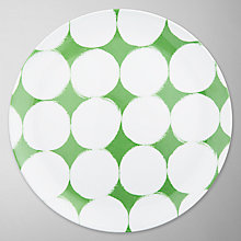 Buy House by John Lewis Dots Dinner Plate Online at johnlewis.com