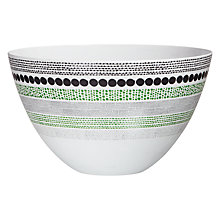 Buy House by John Lewis Chain Dot Salad Bowl Online at johnlewis.com