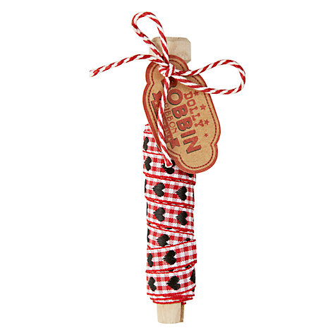 Buy Dolly Bobbin Ribbon Online at johnlewis.com