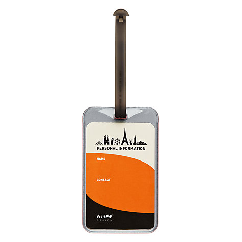 Buy Alife Luggage ID Tag Online at johnlewis.com