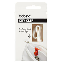 Buy Bobino Key Clip, Assorted Online at johnlewis.com