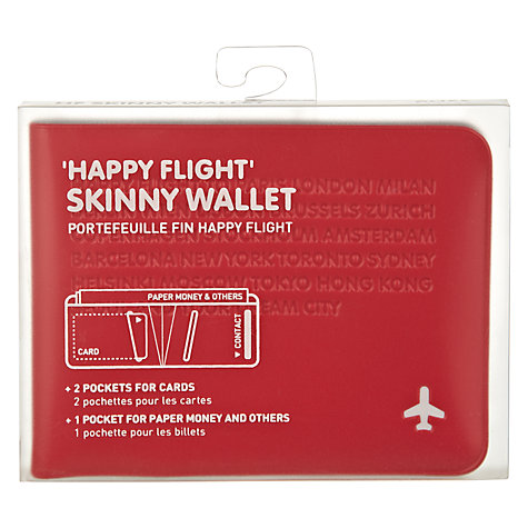 Buy Alife Skinny Card Wallet Online at johnlewis.com