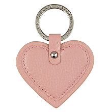 Buy Leather Keyring Online at johnlewis.com