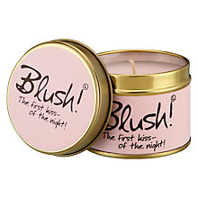 Buy Lily-flame Blush Mini Candle Tin Online at johnlewis.com