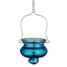 Buy John Lewis Hanging Antique Tealight Holder Online at johnlewis.com