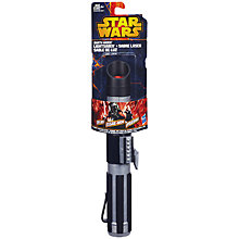 Buy Star Wars Extendable Lightsaber, Assorted Online at johnlewis.com