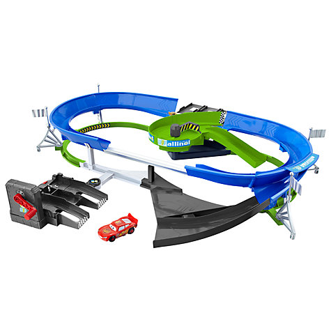 Buy Disney Cars Stunt Racers Speedway Online at johnlewis.com